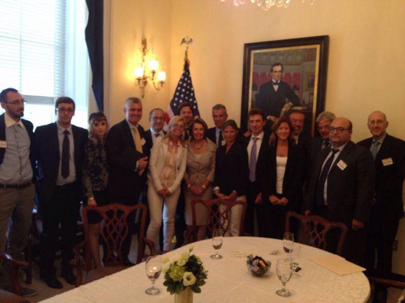 """amicizia parlamentare """"Italia-USA"""""""