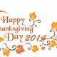 Giorno del ringraziamento, Thanksgiving Day 2014