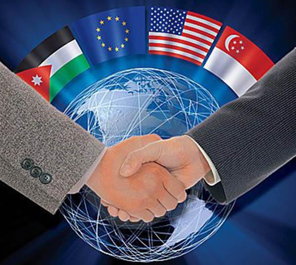ratifiche di accordi internazionali