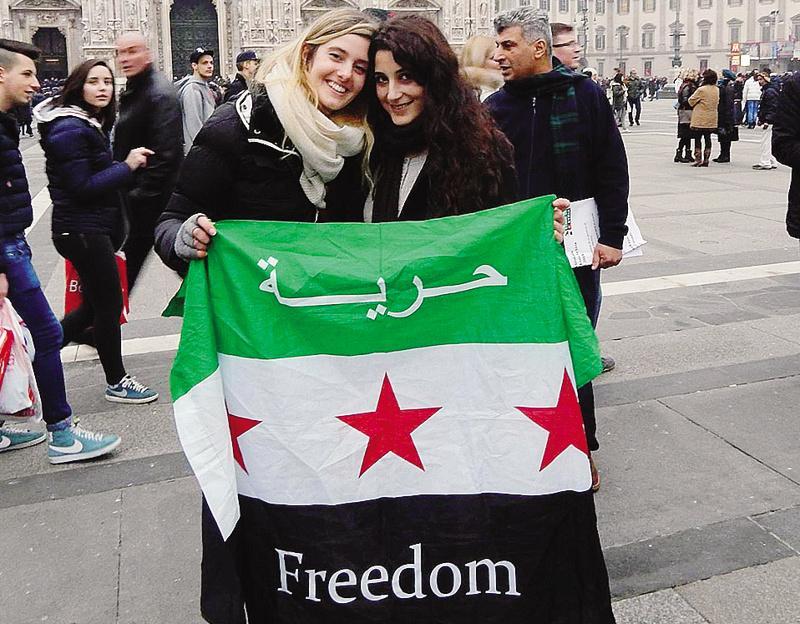 Vanessa e Greta libere