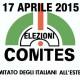 elezioni comites 17 aprile 2015